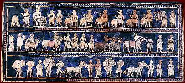 Sumeria's social classes