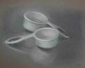 Christine U'ren, 'Measuring Cup'