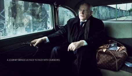 LV Gorbachev ad